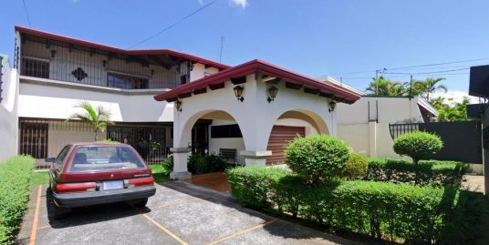 Spectacular 4-BR House for Sale in Freses, Curridabat, Close to Everything
