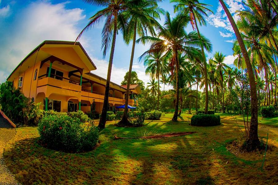 Isla Palo Seco, near Quepos, Beachfront Hotel, Excellent Investment Opportunity