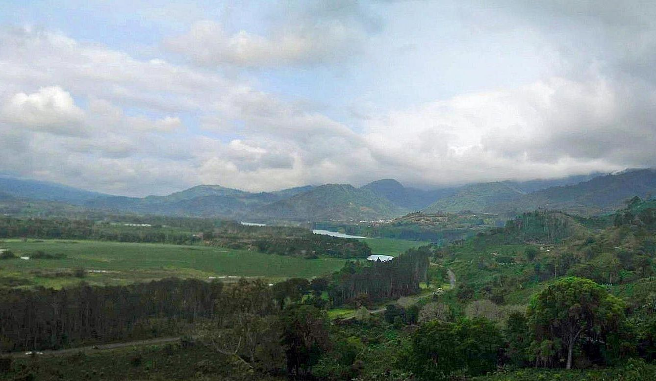 Orosi Valley, Farm of 230 Acres For Sale with Touristic-Residential Potential