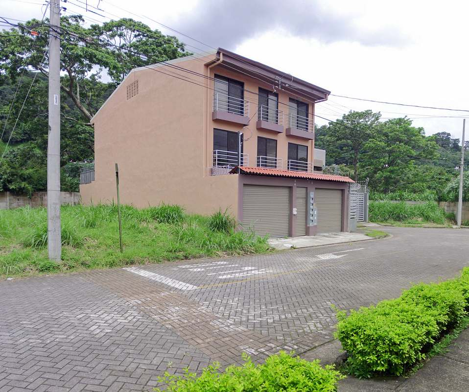 New Apartment Building With 4 Units For Sale In Gated Community Curridabat The Costa Rica