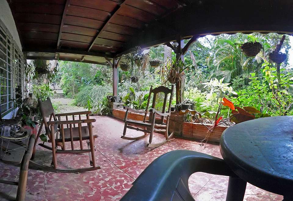 Coffee Plantation House with Great Restoration Potential For Sale, Tres Rios