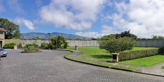 Two Adjoining Lots for Sale in Upscale Condominium El Nogal, Cartago