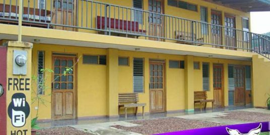Investment Opportunity, 7-Room Hotel for Sale in Touristic Orosi Valley, Cartago