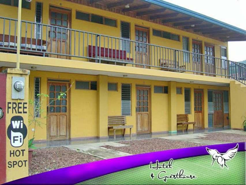 BARGAIN – US$200000! 7-Room Hotel for Sale in Touristic Orosi Valley, Cartago