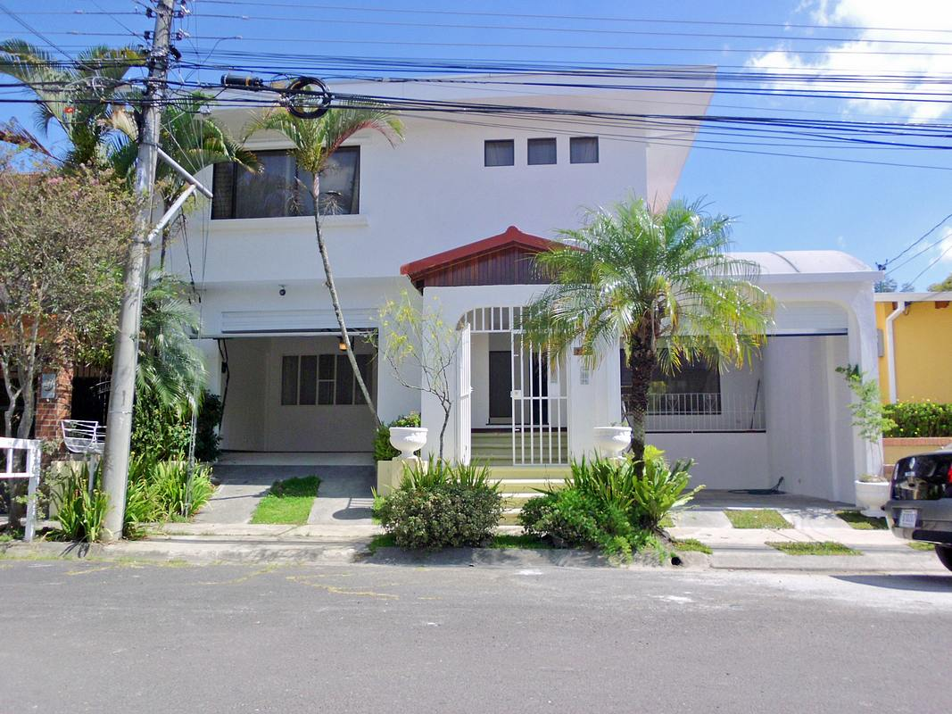 Freses, Curridabat, Beautiful, Remodeled House for Sale in Secure Neighborhood