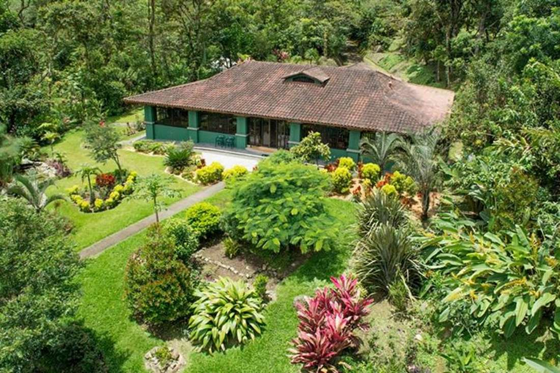 REDUCED!  Orosi Valley, Cartago, Mountain Retreat Home with 26 Acres for Sale