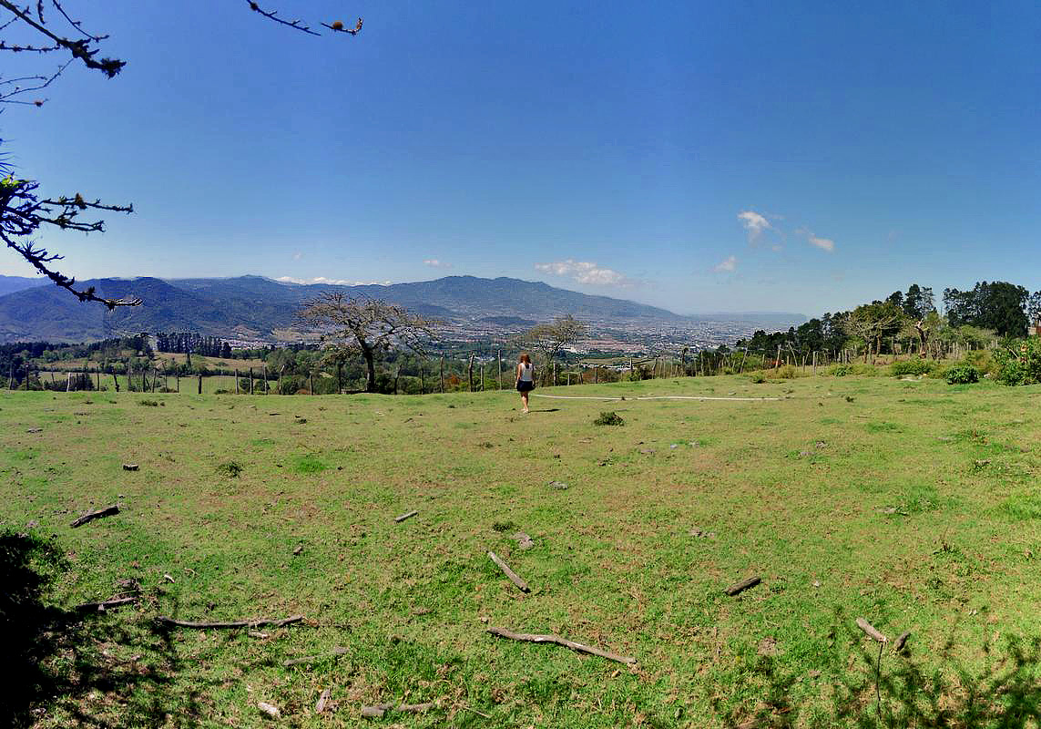 30-Acre Farm for Sale on Top of the World, Spectacular Views, Tres Rios, Cartago