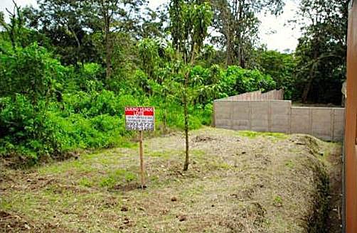 Flat 2150-ft2 Lot for Sale, Concepcion de Tres Rios – US$42,000