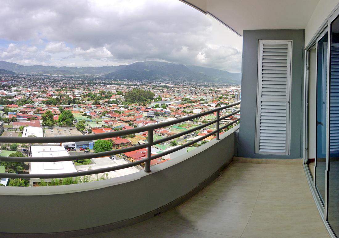 Latitud Los Yoses, San Pedro, Furnished Apartment for Sale on 21st Floor