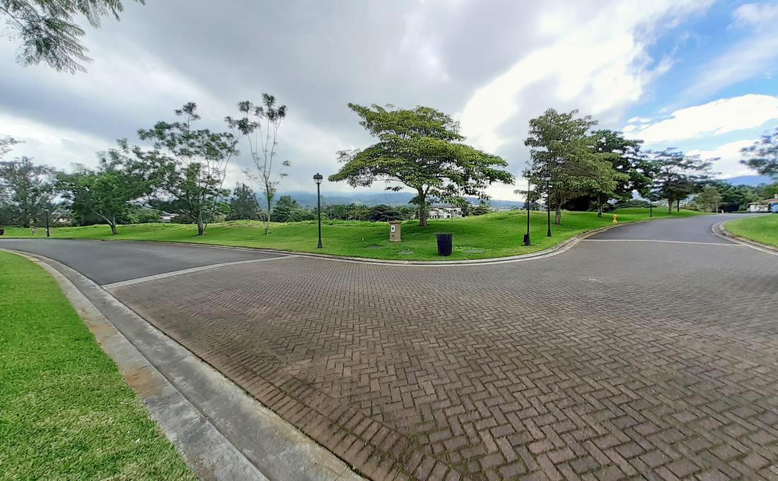 Half-Acre View Lot for Sale, Best in Monteran Golf Community, Curridabat