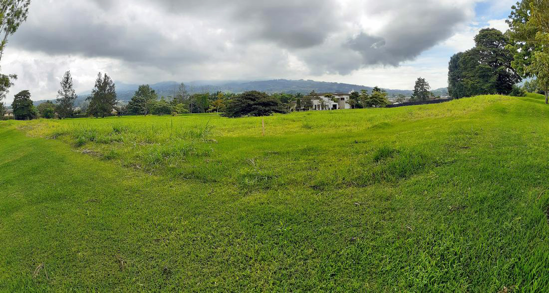 Over Half-Acre View Lot for Sale, Best in Monteran Golf Community, Curridabat