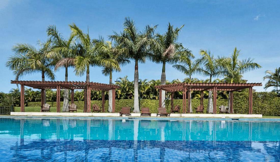 Venta de Dos Lotes Adyacentes, 4748 m2, en Monterán Comunidad de Golf, Curridabat
