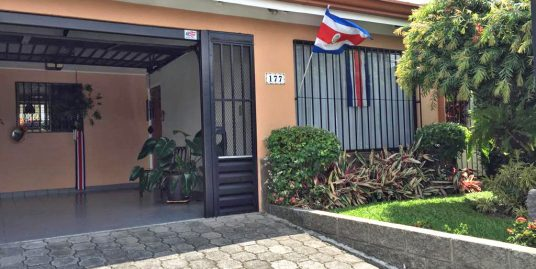 1700-ft2, One-Level House for Sale, San Francisco de Dos Rios