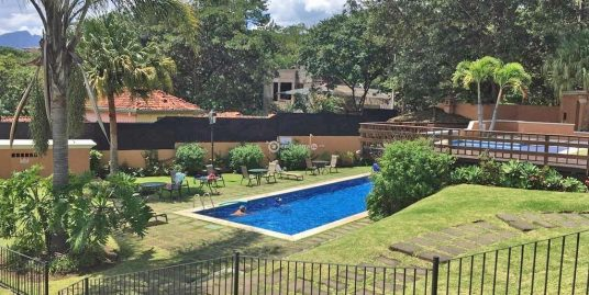 Townhouse for Rent, 3 BRs plus office, swimming pool, tennis, Guachipelin, Escazu
