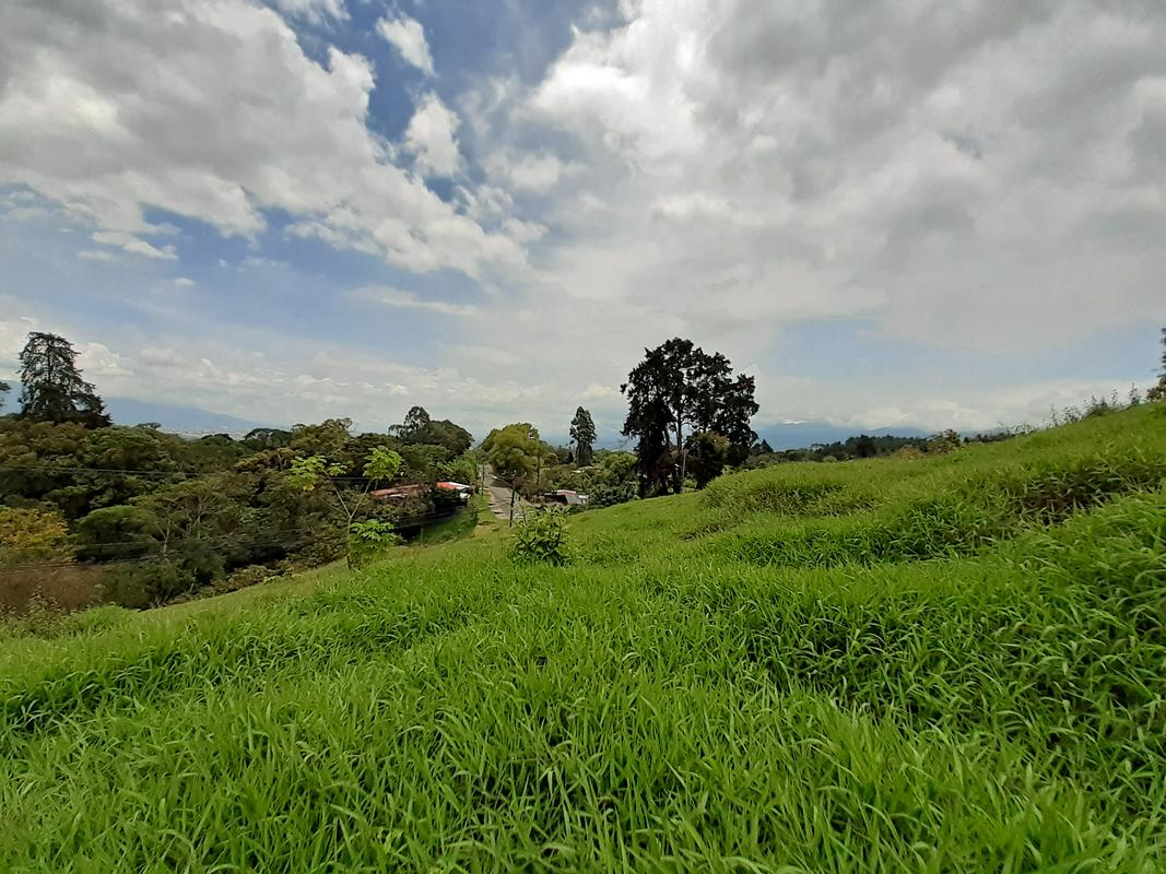 Nearly 1-Acre View Lot For Sale, Fronting the National Route To Rancho Redondo