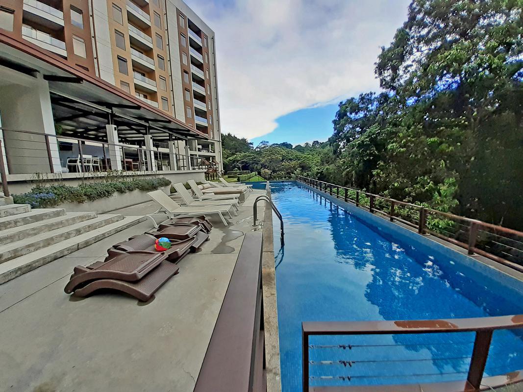 Venta de Apartamento, 1 Hab, 64 m2, Condo Abitu Bosque Urbano, Curridabat