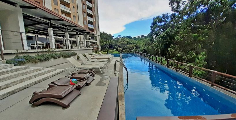 700-ft2, 1-Bedroom Apartment for Sale, Gated Community Abitu, Curridabat