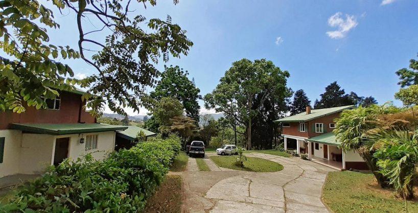 Finquita de Montaña, 2 Hectareas, 2 Casas, Bosque, Vistas, San Ramon de Tres Rios