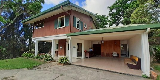 Alpine-Style House for Rent, up to 6 BRs, Forest, View, San Ramon de Tres Rios