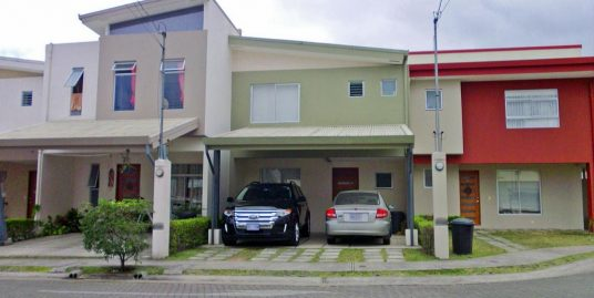 Townhouse for Rent, Pool, Gym, Condo Barlovento, Curridabat