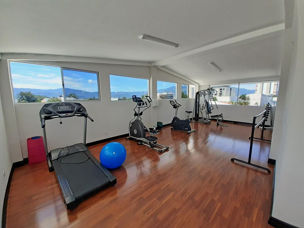 Alquiler Apartamento Amueblado, 2 Habitaciones, Barrio Dent, San Pedro-San Jose