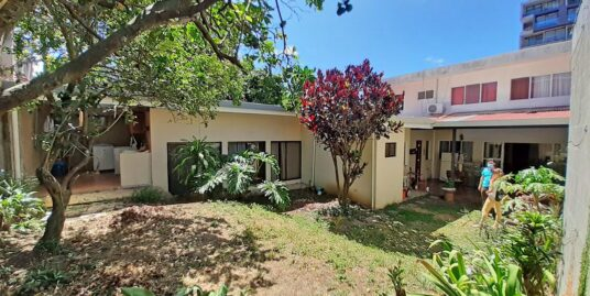 House and Commercial Locale for Rent in Great Location, Barrio Escalante