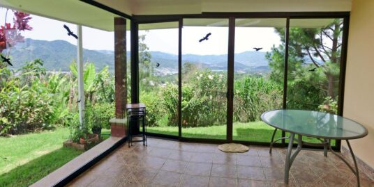 2-Acre Biofarm with Stunning 340-m2 House with View, Hills of Tres Rios