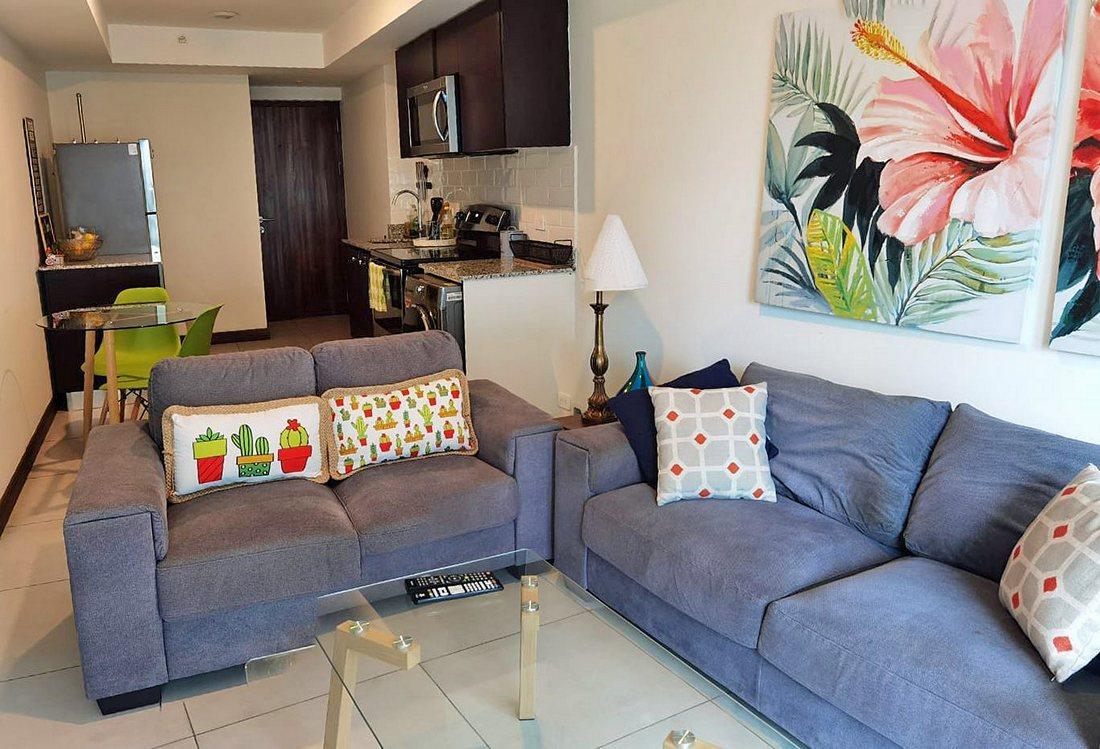 Venta de Apartamento de 46 m2, 1 Habitacion, Condo Torres Los Yoses, San Pedro